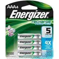 Pilas Energizer AAA recargable c/4